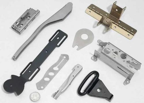 metal stamping parts for electronics and furniture industry